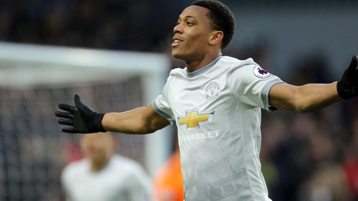 Manchester United : Mourinho aurait pris une grande décision pour Martial