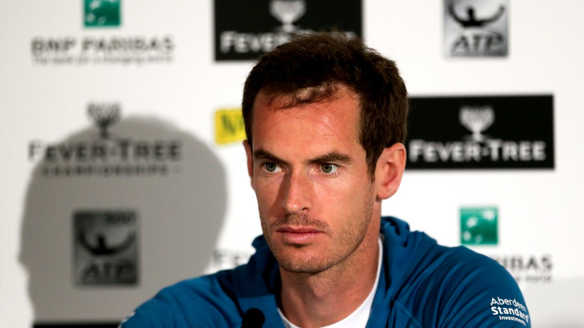 Murray confirme sa présence au Queen's — ATP