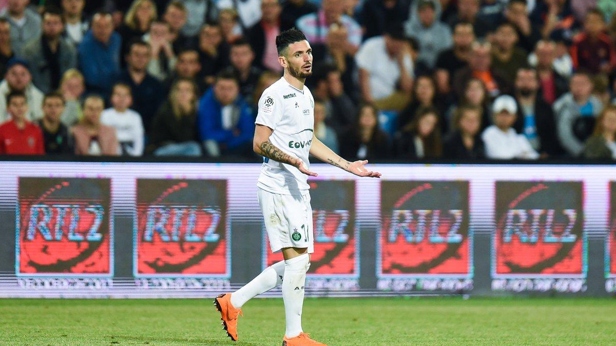 Transferts - Georges-Kévin Nkoudou visé par Saint-Étienne