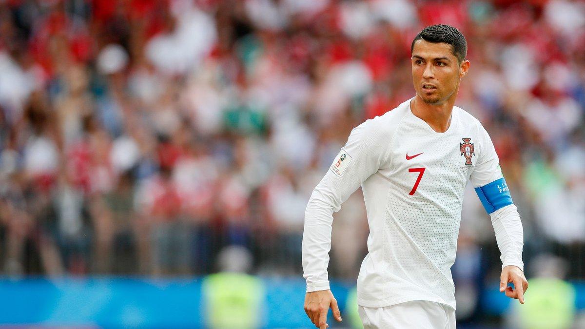 Le Real Madrid annonce le départ de Cristiano Ronaldo