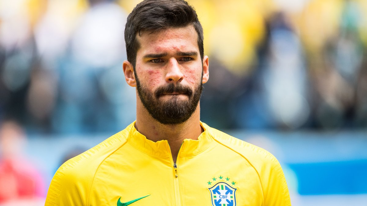 Liverpool en pole pour Alisson — Mercato AS Rome