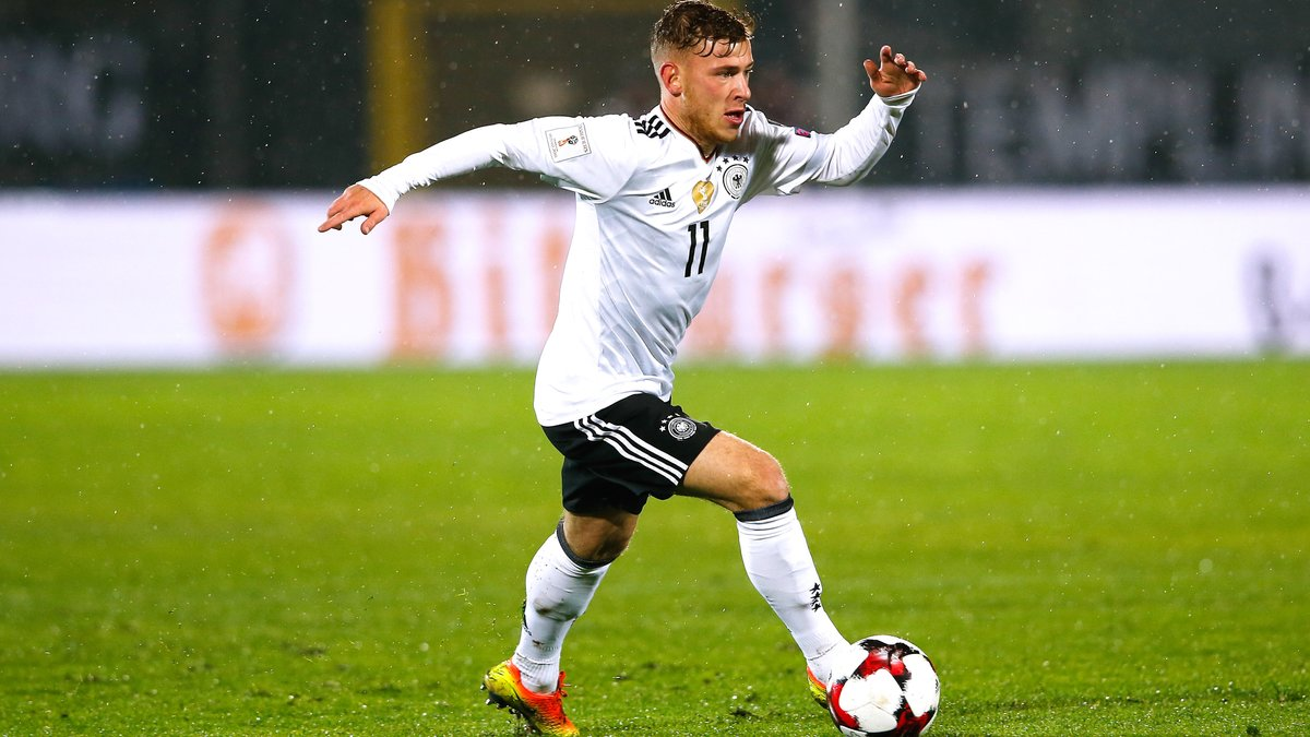 L'OM sur la piste de l'international allemand Max Meyer ?