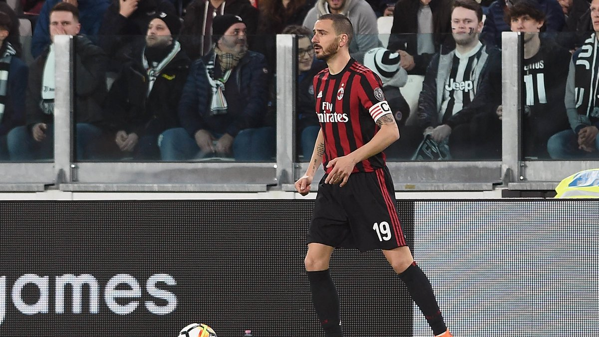Bonucci au PSG, les dernières infos — Milan