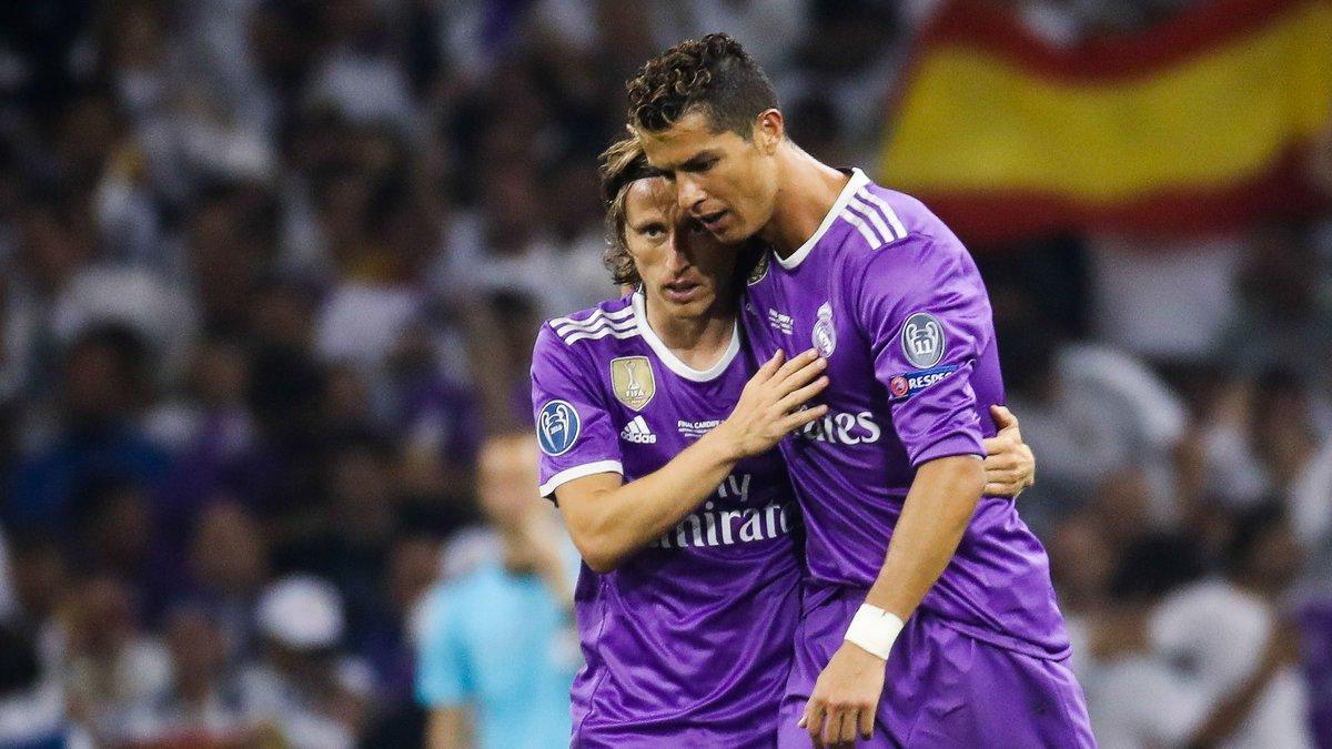 Trophée UEFA, Modric répond à l'agent de Ronaldo — Real Madrid