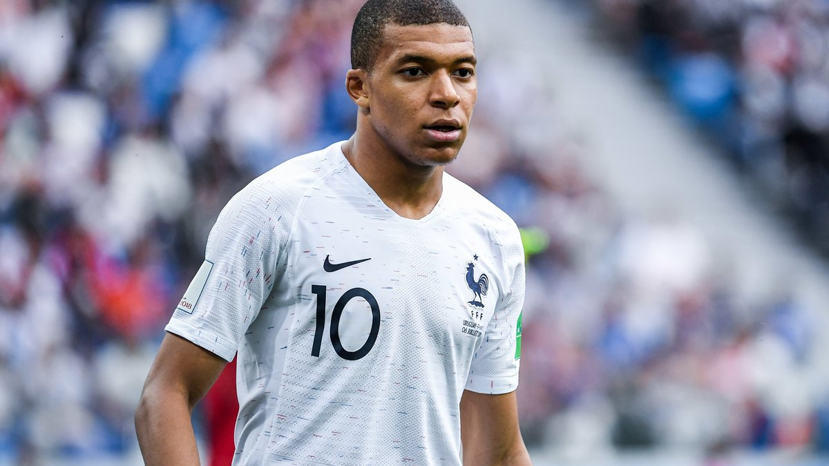 Didier Deschamps : Kylian Mbappé