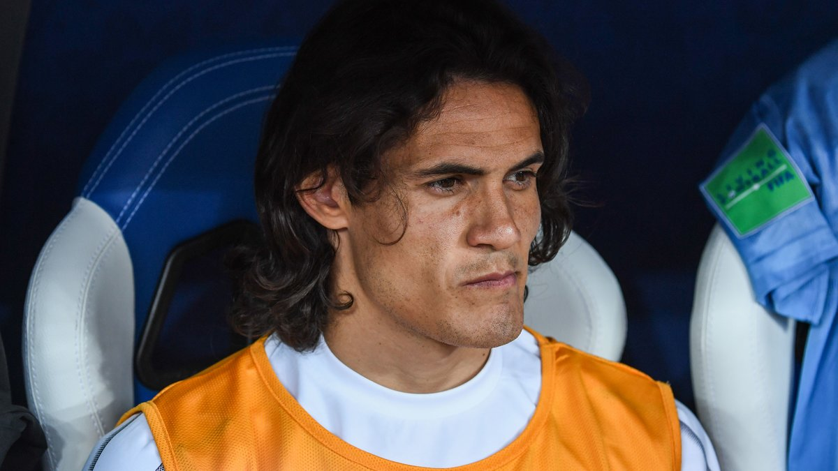 Naples, De Laurentiis pose ses conditions à Cavani — PSG- Mercato