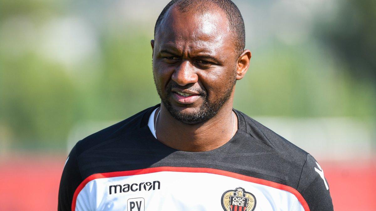 Patrick Vieira sort une sanction contre Balotelli — OGC Nice