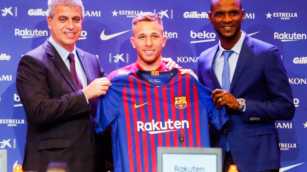 Barcelone : Arthur affiche sa tristesse pour Andr�s Iniesta