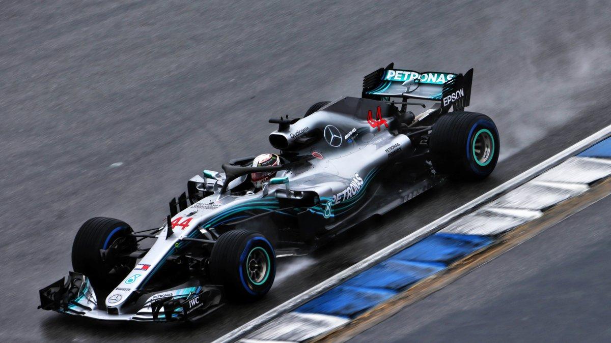 F1: Lewis Hamilton remporte le Grand Prix d'Allemagne, Stoffel Vandoorne 13e