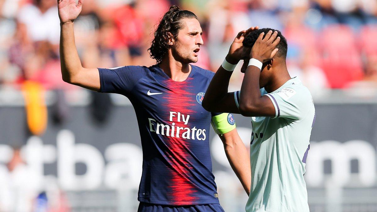 Une rencontre décisive pour Rabiot — Mercato PSG