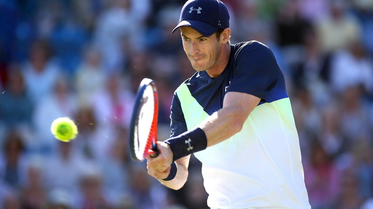 Retour réussi pour Andy Murray à Washington — Tennis