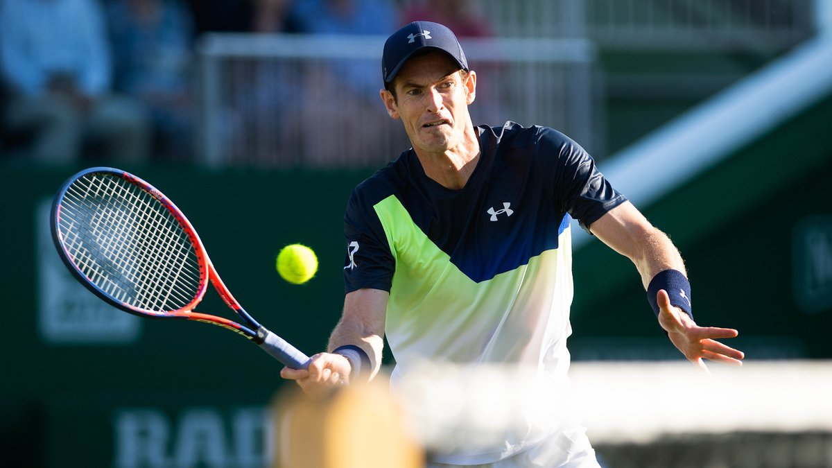 Retour réussi pour Andy Murray à Washington — Tennis