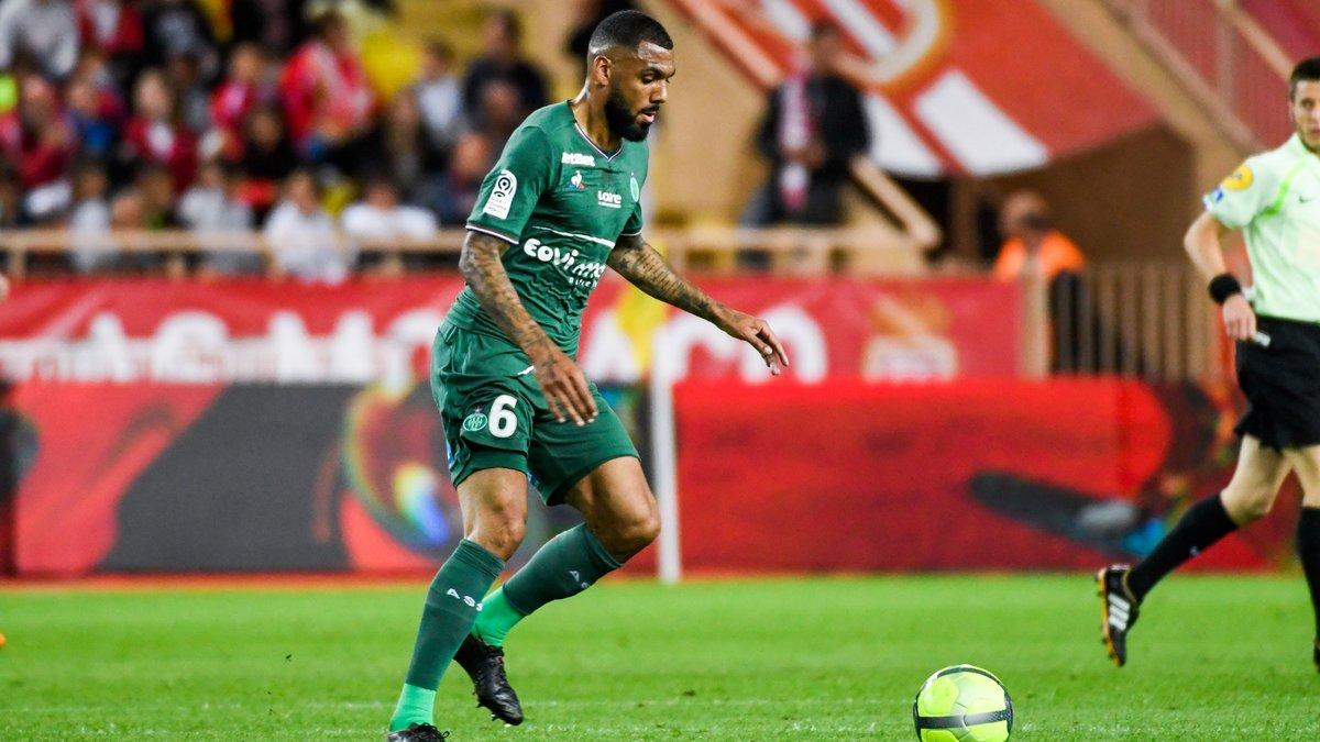 Ligue 1 - ASSE - Yann M'vila prolonge à Saint-Etienne