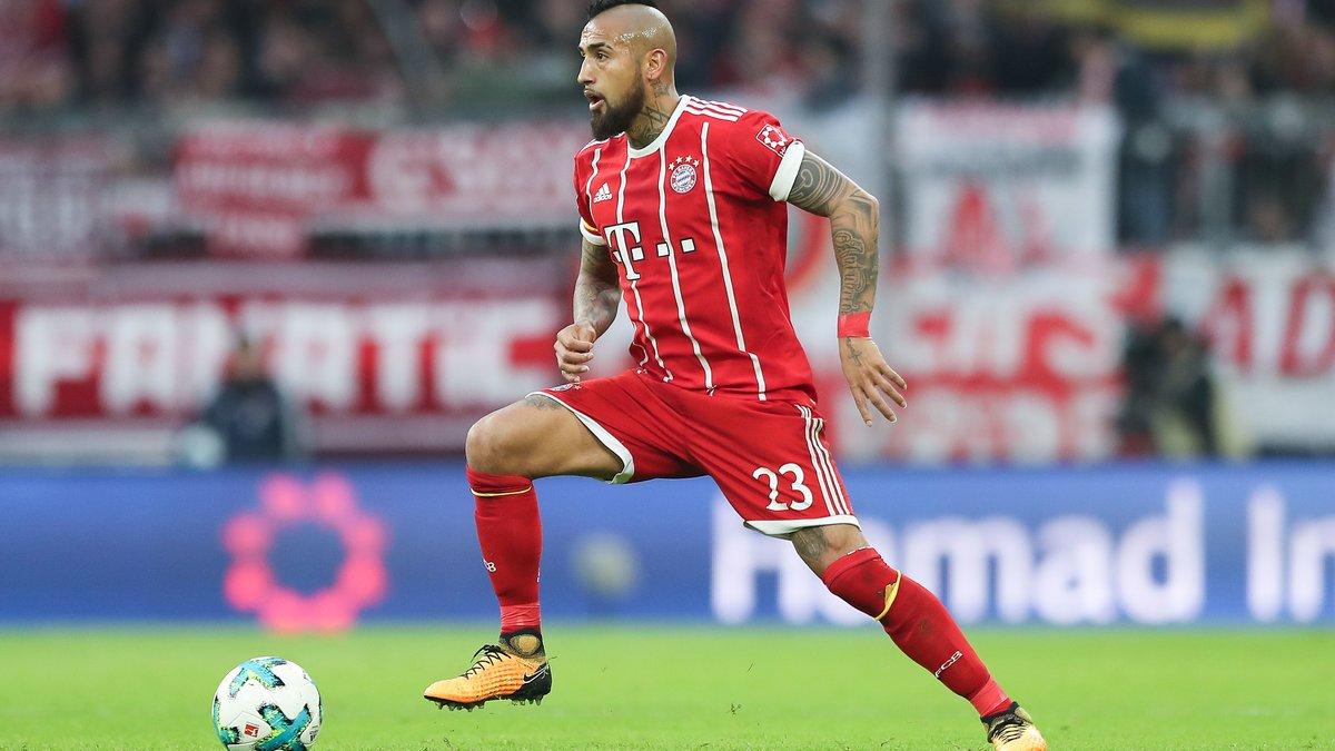 Vidal devrait signer pour Barcelone — Bayern