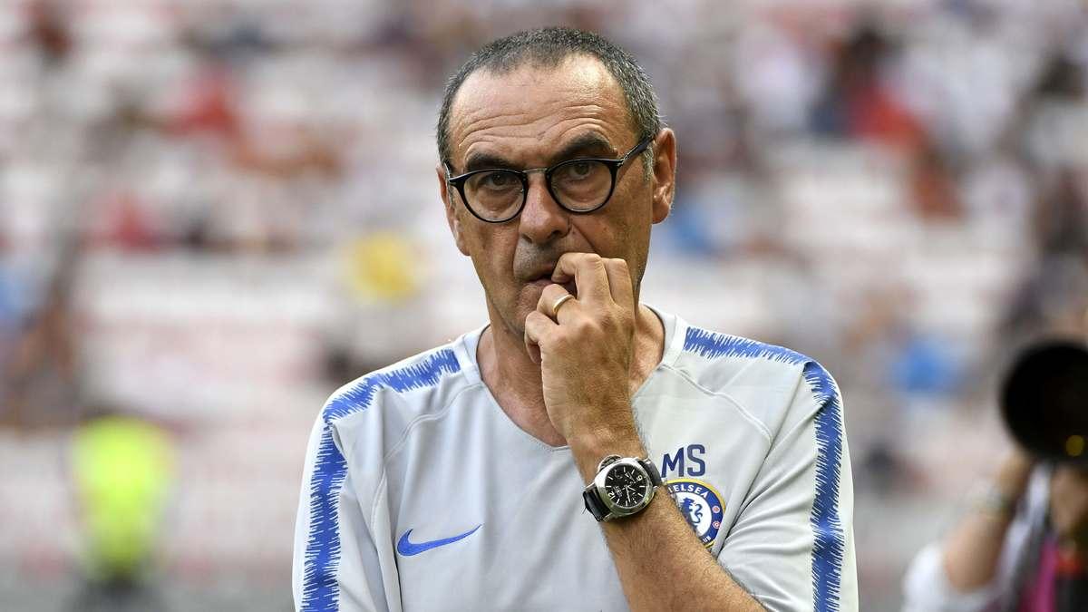 Chelsea : Sarri rembarré par le successeur de Courtois