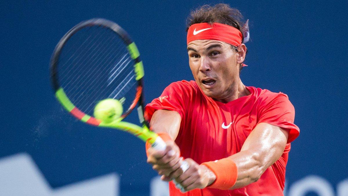 Tsitsipas défiera Nadal en finale — Toronto