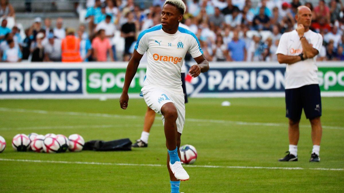 Njie se rapproche encore un peu plus du Sporting Portugal — OM