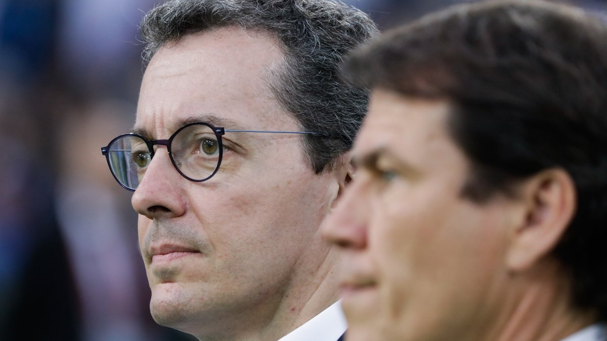Dugarry répond à Deschamps sur son état d'esprit — Équipe de France