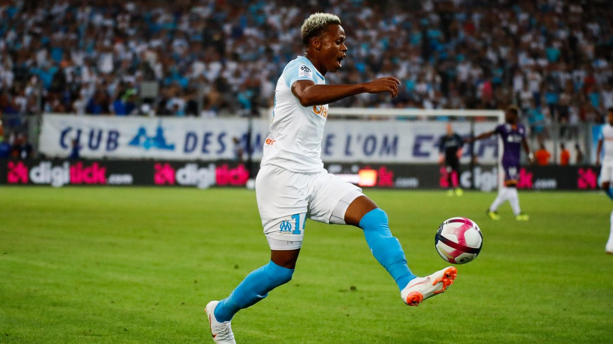 Garcia prolongé, Njie dans la panade — Marseille