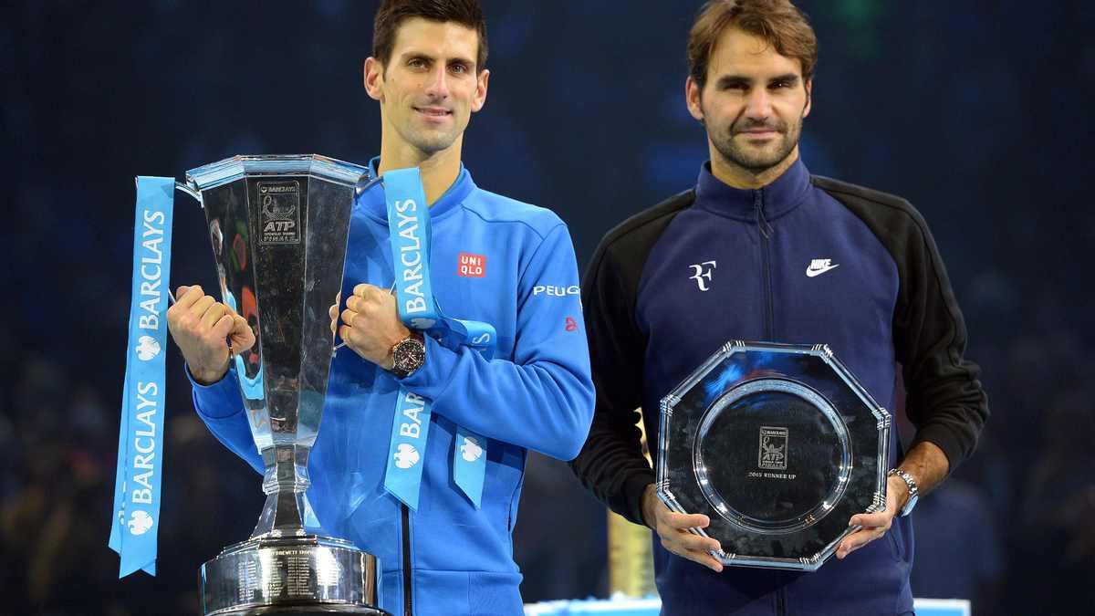 Djokovic et Federer associés pour la Laver Cup