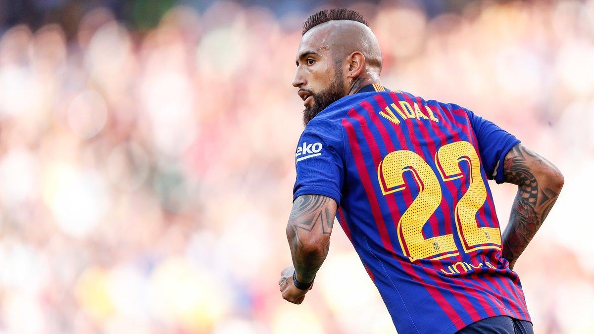 Vidal a été recadré par Segura — Barça
