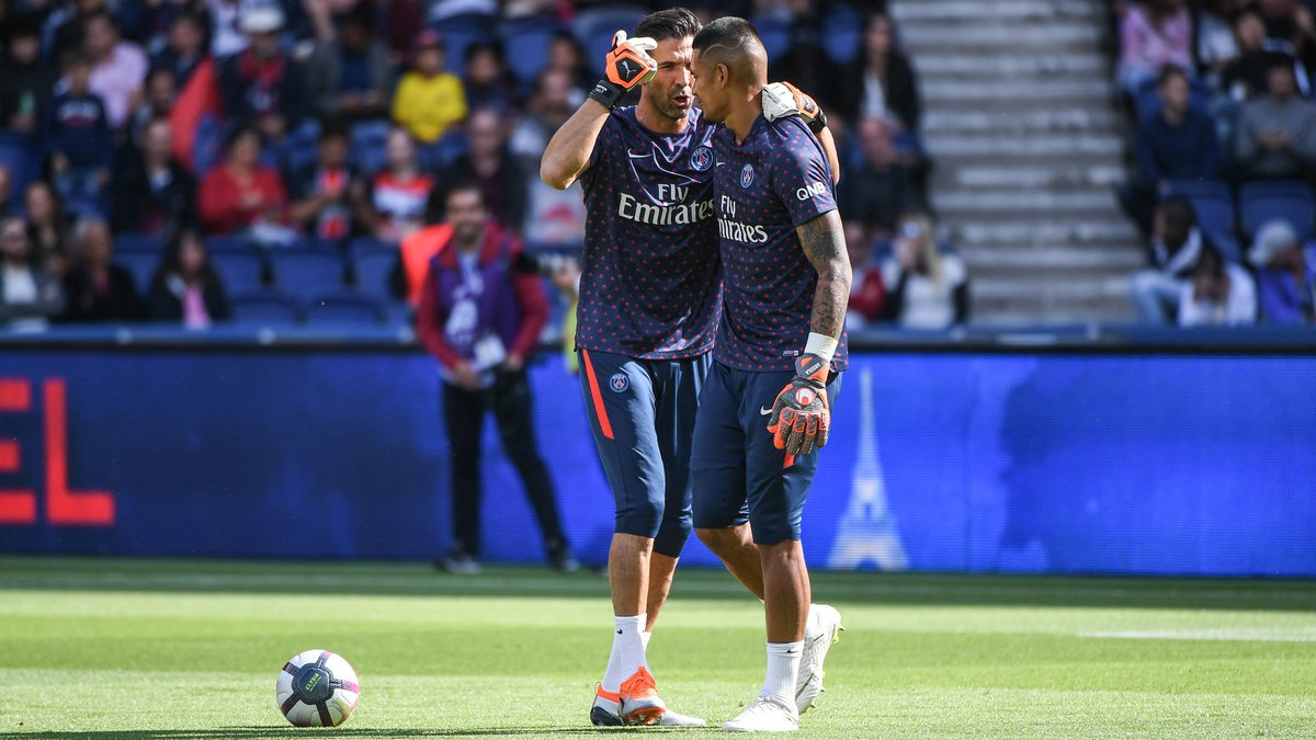 Buffon sera titulaire dimanche à Rennes — PSG
