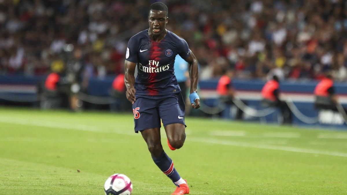 Nsoki, la direction fait le forcing — PSG