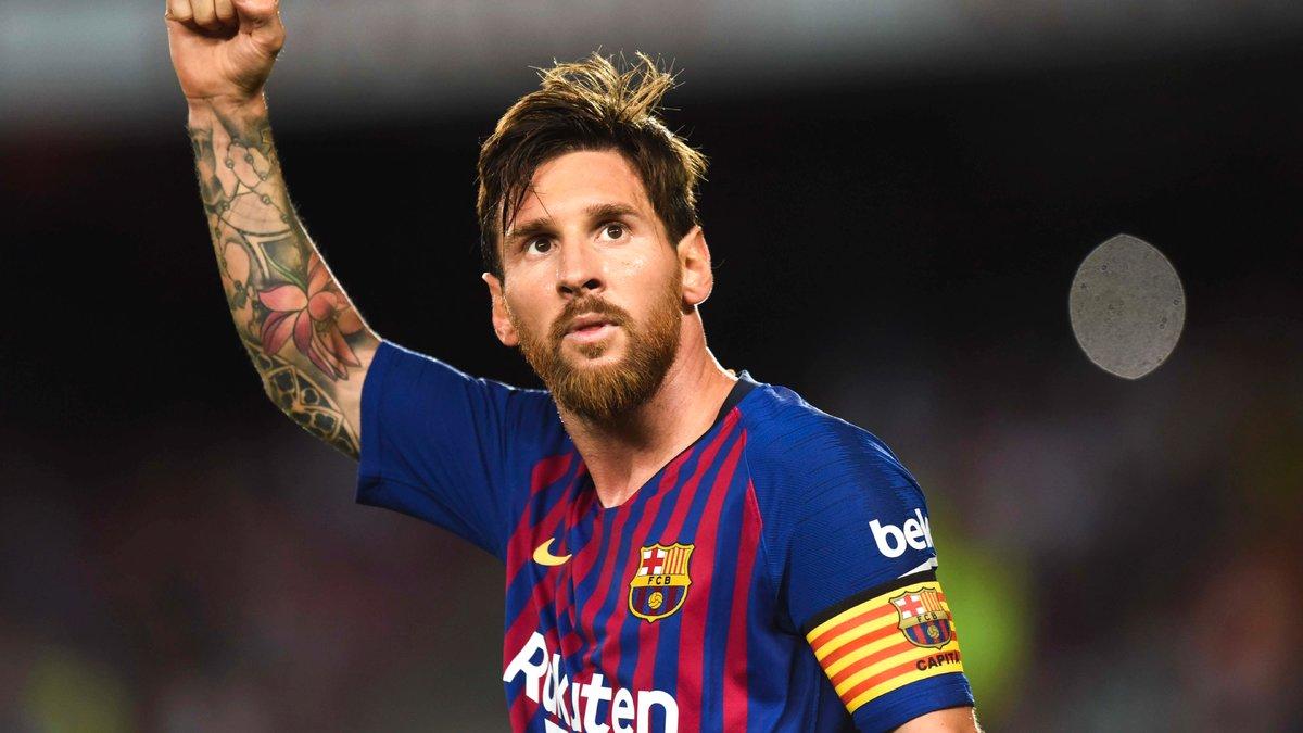 Messi là vua kiến tạo ở La Liga