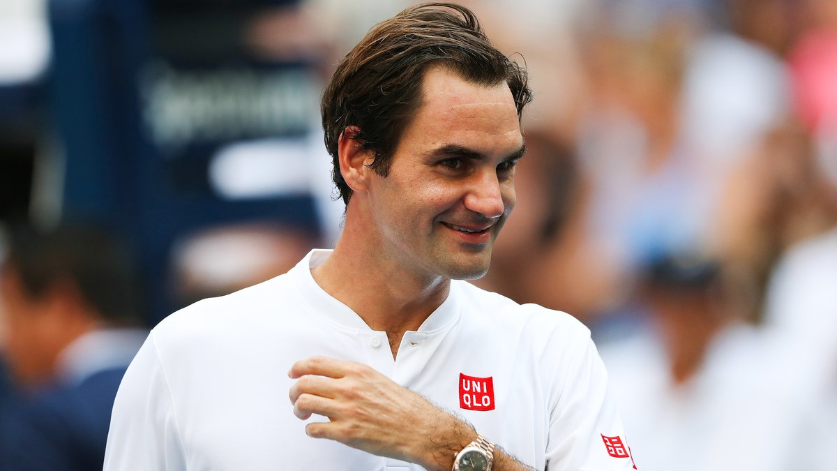 Roger Federer plein d'appétit pour la fin de saison | PETER STEBBINGS | Tennis