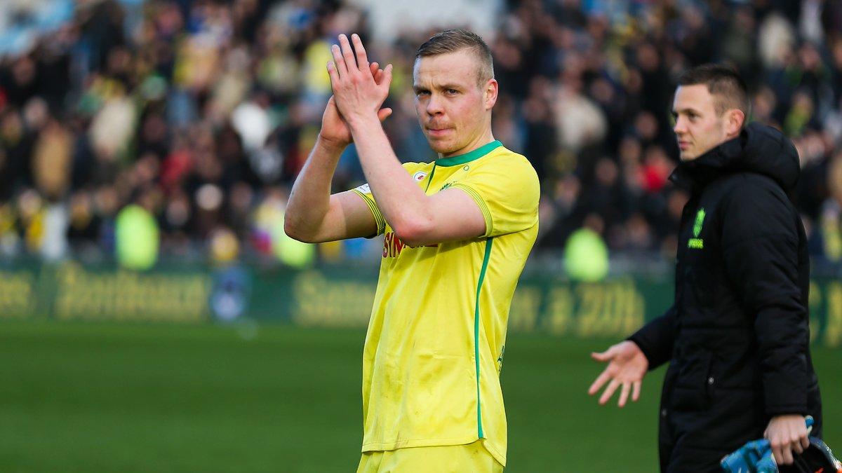 Waldemar Kita rhabille Kolbeinn Sigthorsson pour l'hiver — FC Nantes