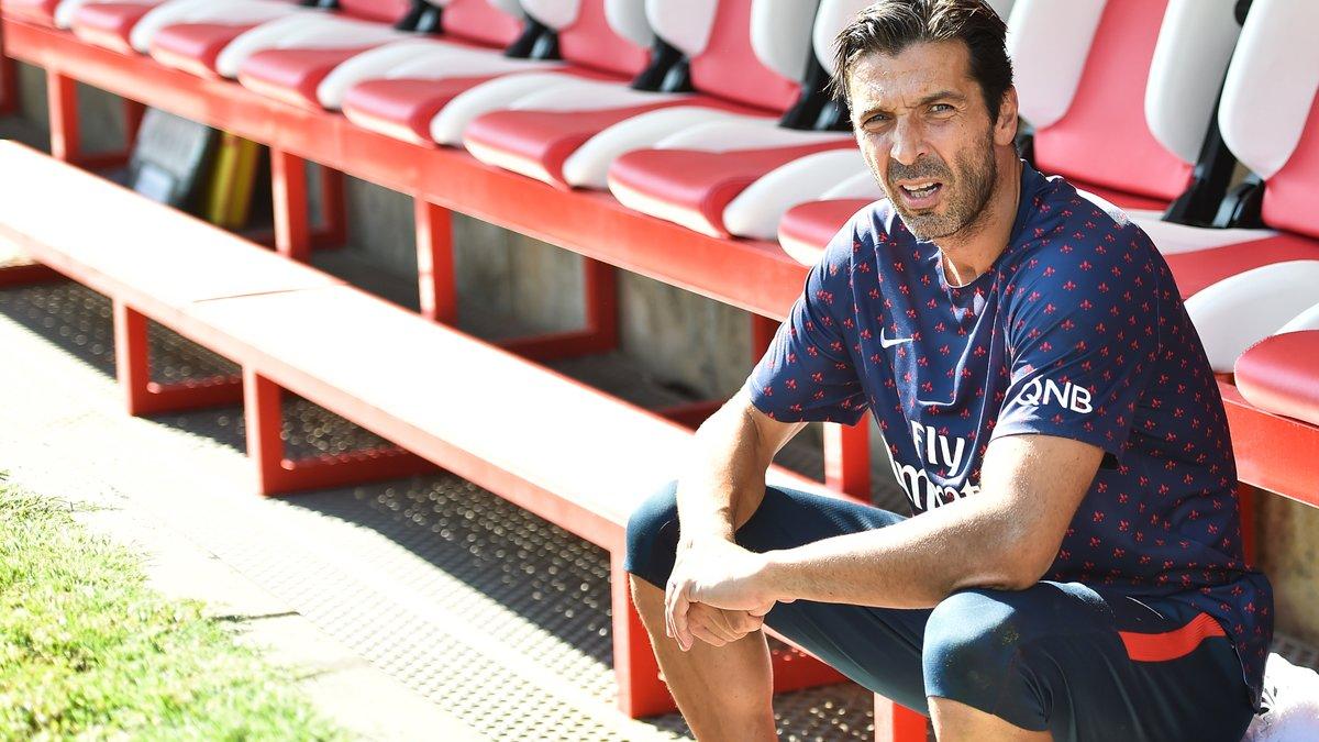 Buffon revient à Rennes, ça va bientôt poser problème — PSG