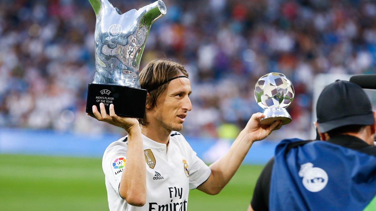 Cristiano Ronaldo a reconnu sa défaite devant Modric