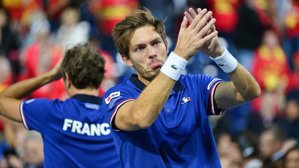 Tennis - Davis Cup: Mahut reveals the reasons for the success of the Blues!