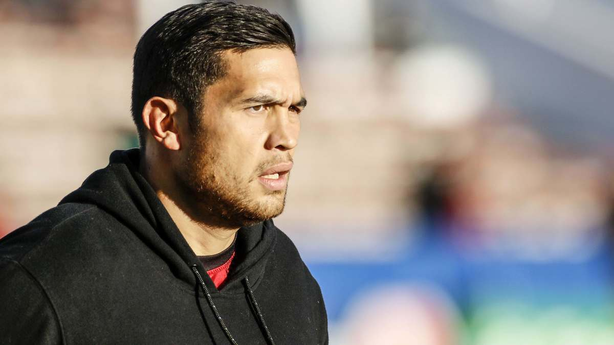 Rugby - Top 14: ¡Lakafia llama a sus compañeros de equipo de RCT al orden!