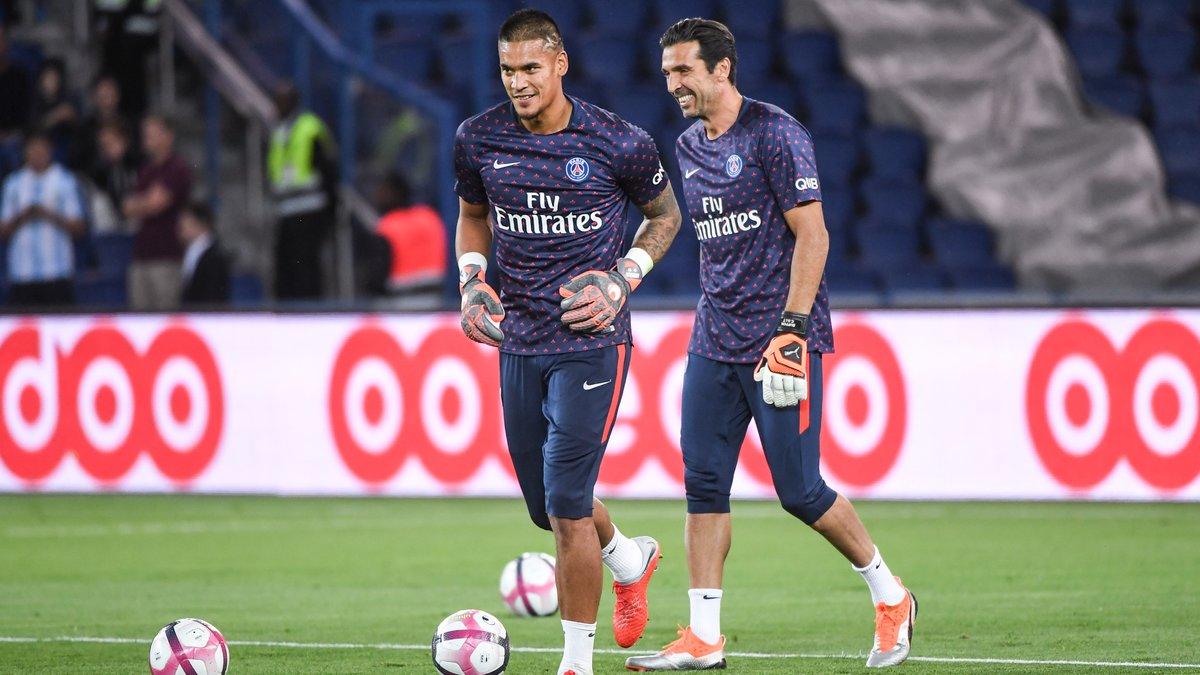 Nouveau changement dans les buts pour les prochains matchs — PSG