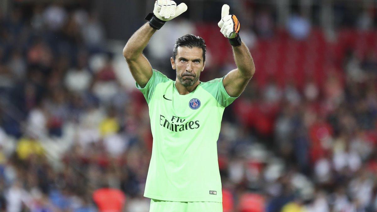 PSG-Rennes : Buffon devrait être titulaire