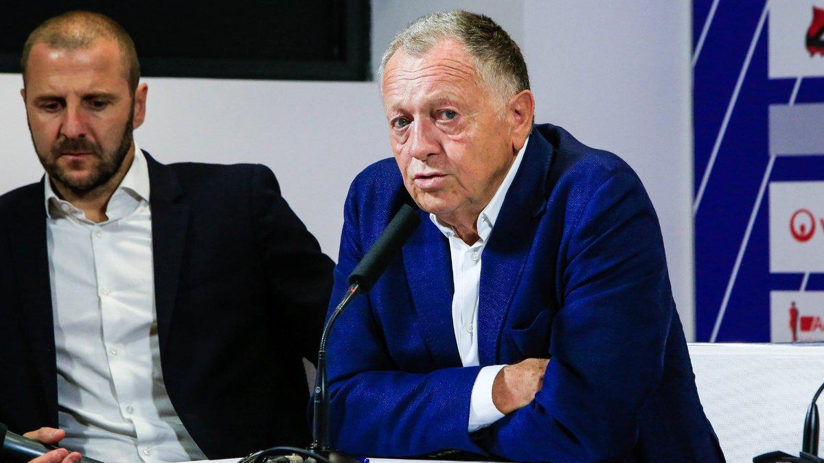 OL - Aulas envoie un gros tacle à l'OM avant l'Olympico