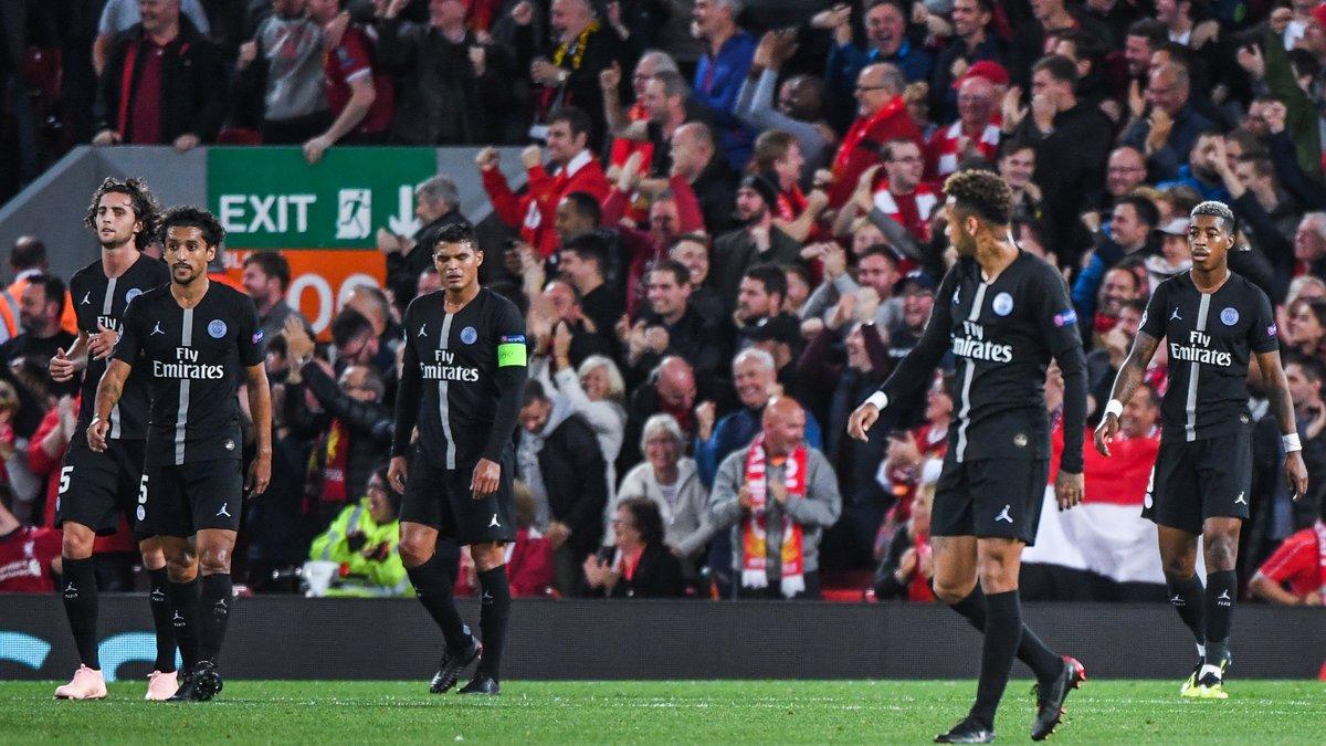 PSG : Deschamps justifie le revers du PSG face à Liverpool