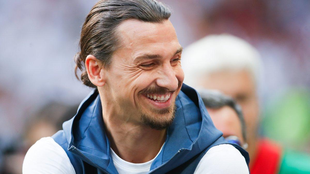 Milan pense à faire revenir Zlatan Ibrahimovic cet hiver