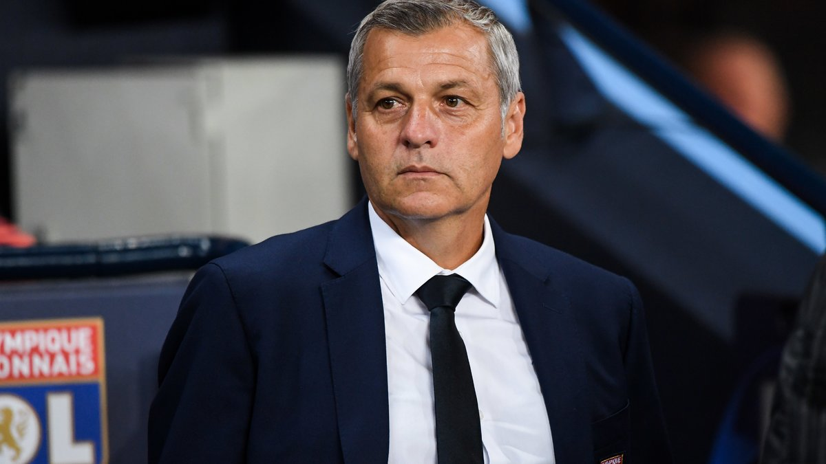 Lourde défaite contre le PSG, l'analyse de Genesio — OL