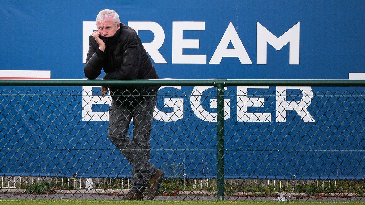 Luis Fernandez mis sur la touche par le PSG (Le Parisien)