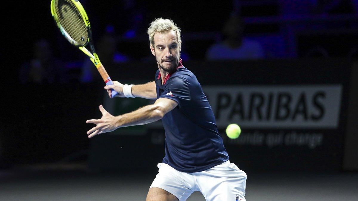 Gasquet et Monfils qualifiés pour les demies d'Anvers — Tennis