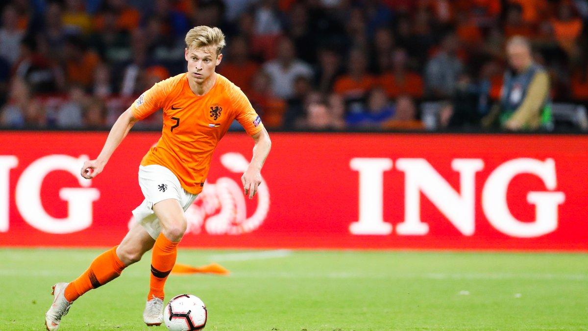 Pays-Bas - Ajax Amsterdam : Frenkie de Jong promis aux Citizens ?