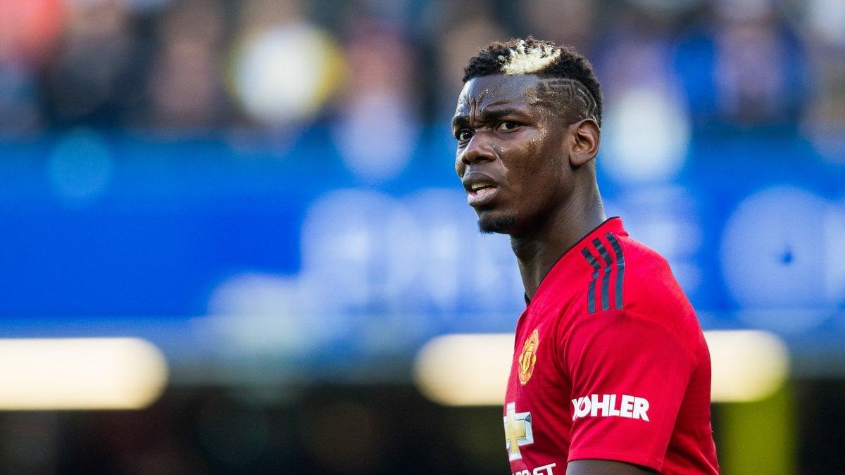Manchester United - Quand Mourinho dit n'importe quoi sur Pogba !