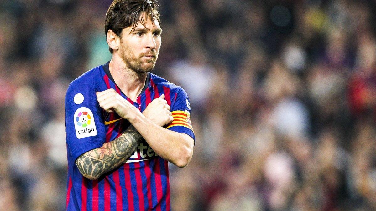 Liga : Javier Tebas souhaite la création du trophée Lionel Messi