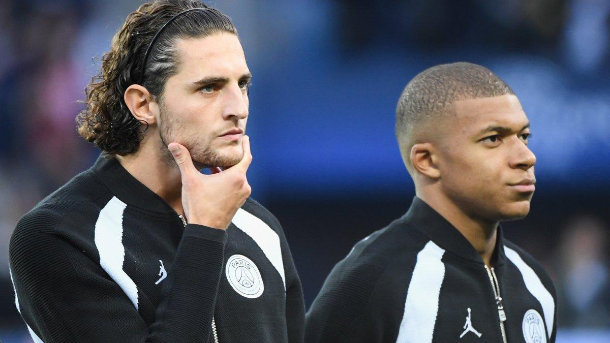 Mbappé, Rabiot, Luis Fernandez recadre violemment Ménès — PSG