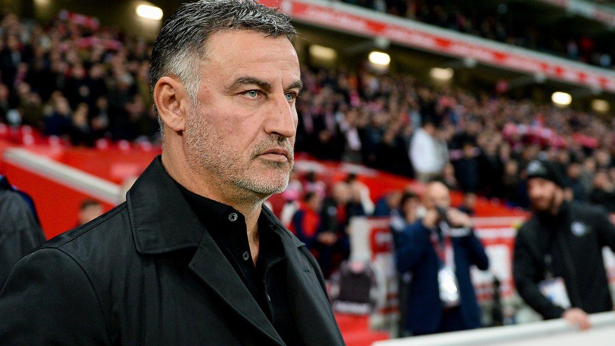 Lille : Galtier s'incline devant le PSG