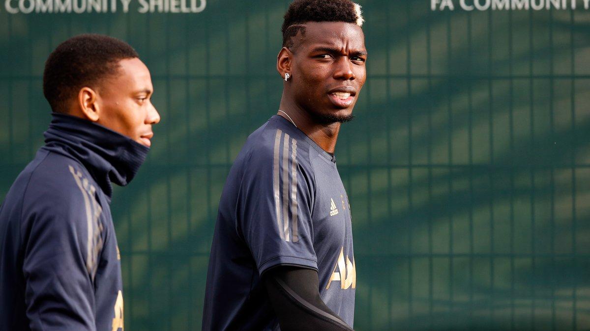 Manchester United douche la Juve — Ligue des champions