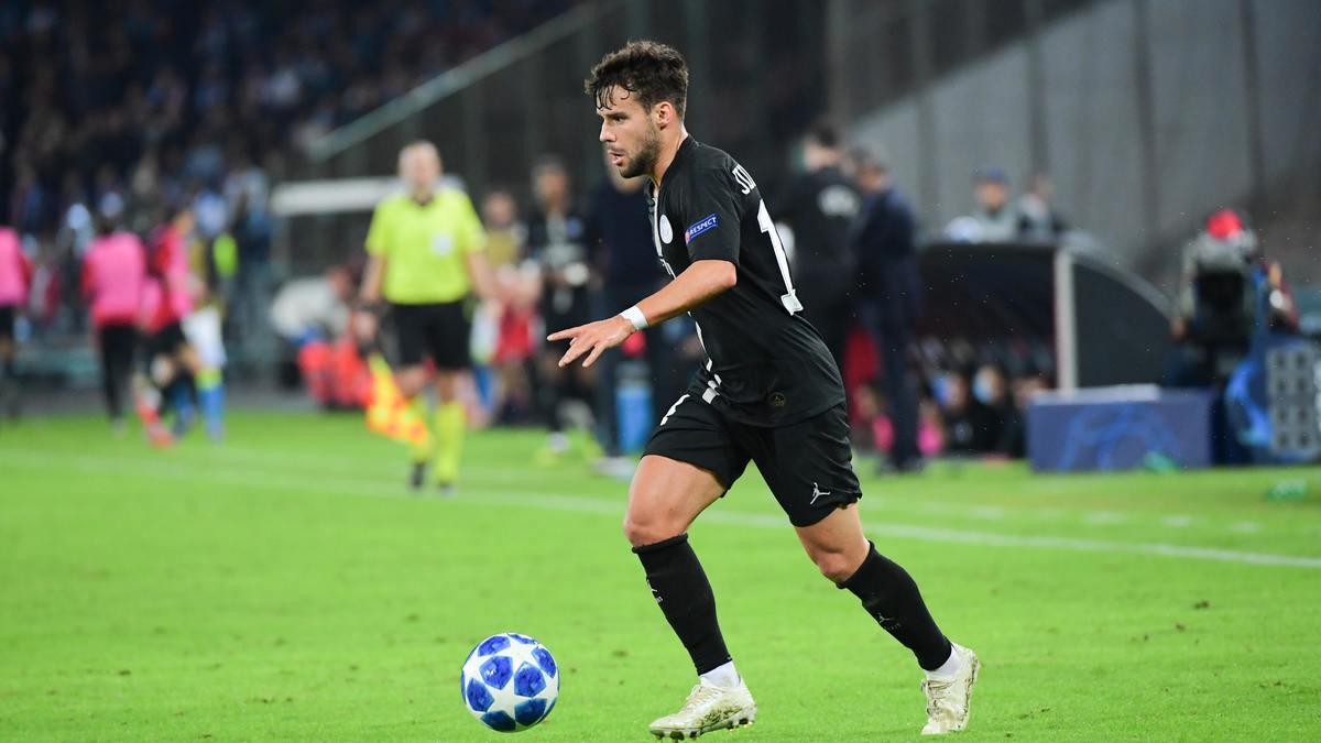 Bernat a marqué, Ancelotti n'en croit pas ses yeux — PSG