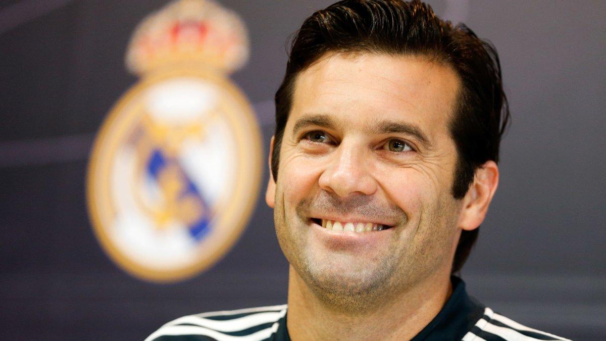 Santiago Solari confirmé dans ses fonctions d'entraîneur à long terme — Real Madrid